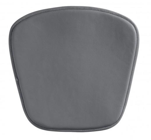Wire/Mesh Cushion Gray