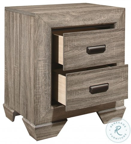 Beechnut Natural Nightstand