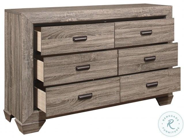 Beechnut Natural Dresser