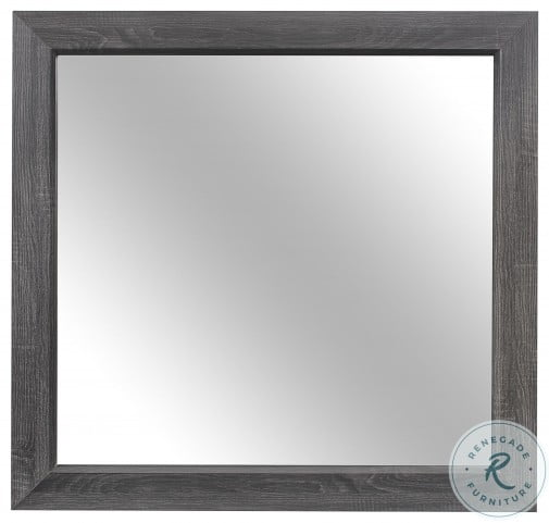 Beechnut Gray Mirror