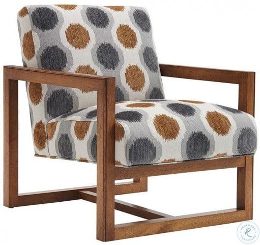Kitano Rich Brown Hazelnut Harrison Chair