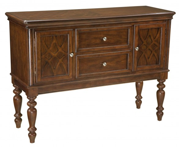 Woodmont Brown Cherry Sideboard