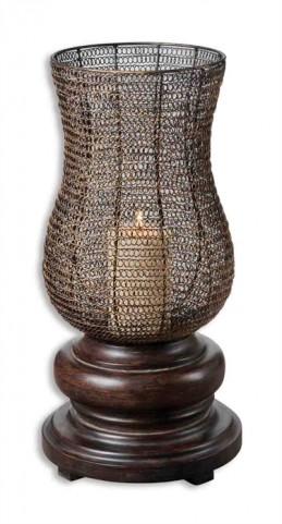 Rickma Distressed Candleholder