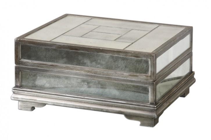 Trory Mirrored Decorative Box