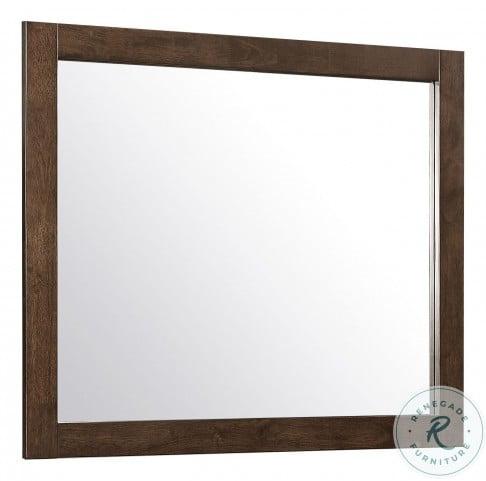Erwan Rich Espresso Mirror