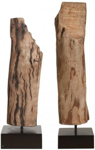 Balsam Mango Wood Set of 2