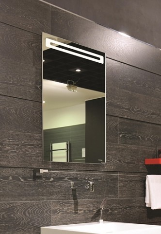"""Led 15"""" Hinge Right Mirror Cabinet"""