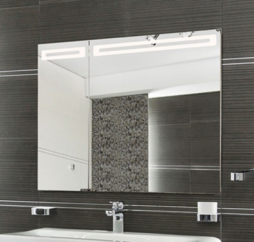 "Led 35"" Hinge Right Mirror Cabinet"