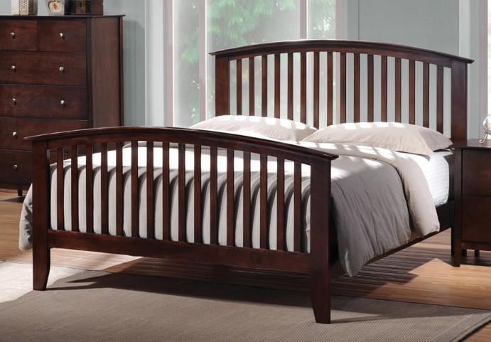 Tia Queen Bed