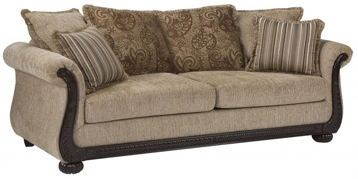 Beasley Brown Sofa