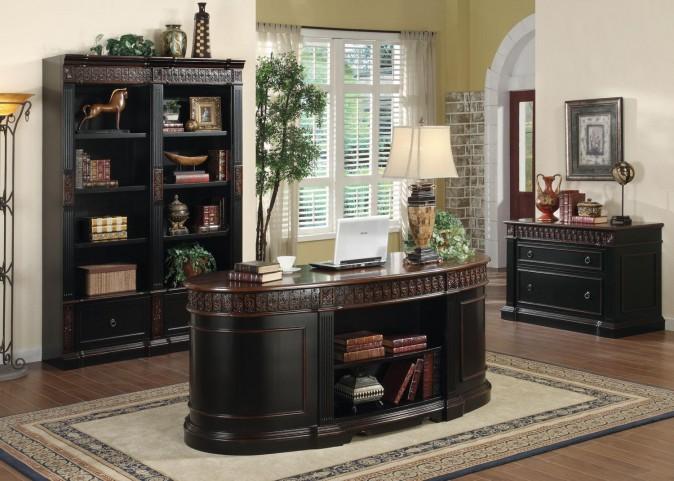 Nicolas Executive Home Office Set - 800921