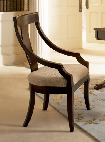 Fredrick Cherry Finish Dining Chair