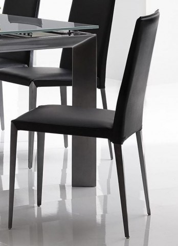 Air Black Dining Chair Set of 2