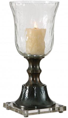 Bayard Bronze Candleholder