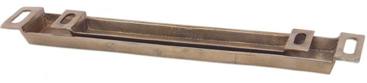 Arnaldo Copper Trays Set of 2