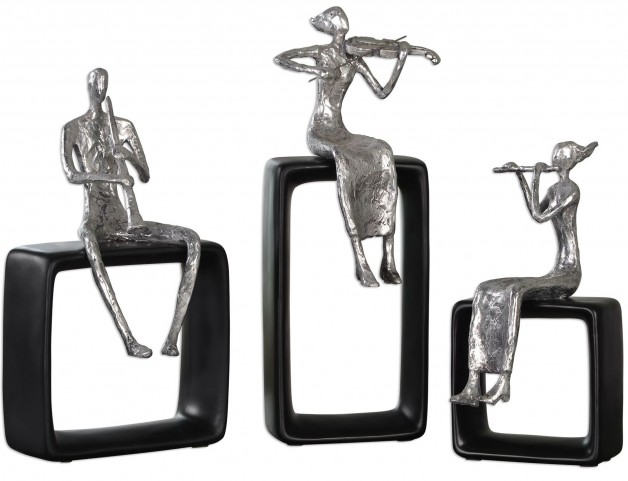 Musical Ensemble Statues Set of 6