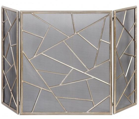 Armino Modern Fireplace Screen