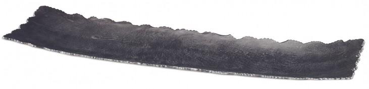 Camilla Dark Nickel Tray
