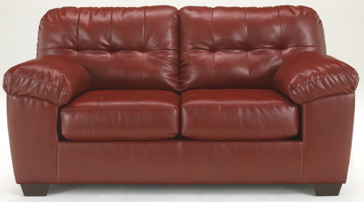 Alliston DuraBlend Salsa Loveseat
