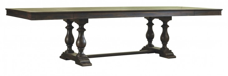 Accentrics Montserrat Extendable Dining Table