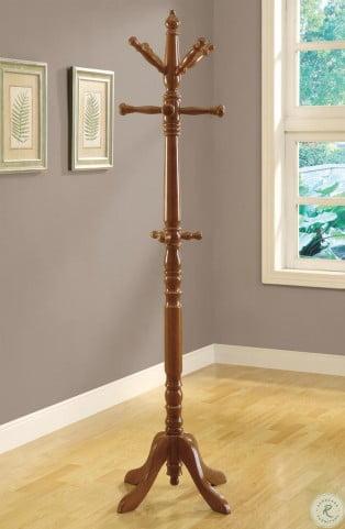 2012 Oak Solid Wood Coat Rack