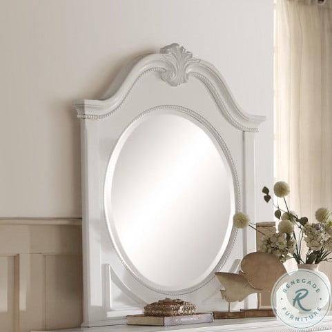 Lucida White Mirror