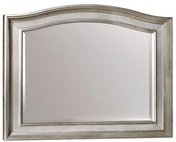 Bling Game Metallic Platinum Mirror