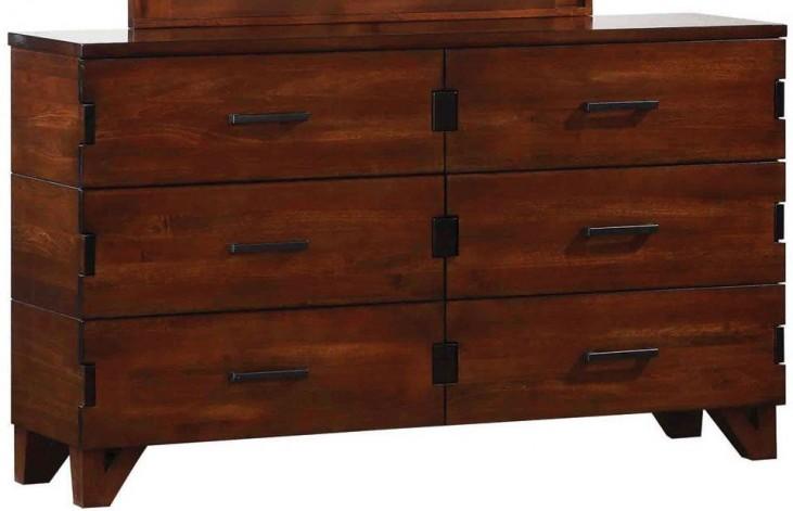 Yorkshire Dark Amber Dresser