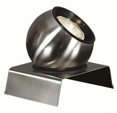 Brushed Steel Spot Light