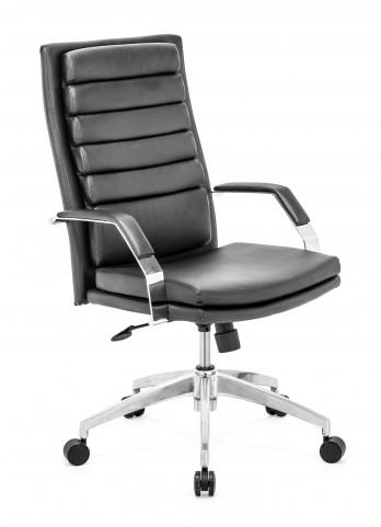 Director Black Comfort Office Chair