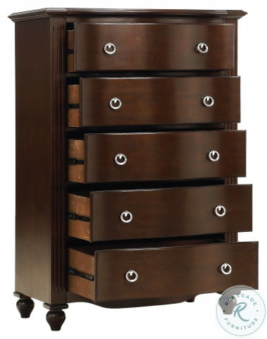 Meghan Espresso Chest