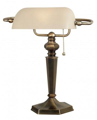 Mackinley Banker Lamp