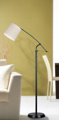 Reeler Oil Rubbed Bronze Floor Lamp