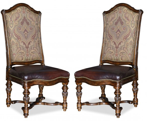 Valencia Side Chair Set of 2