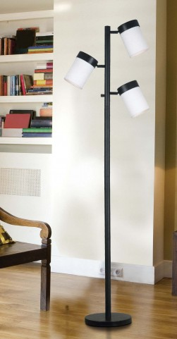 Roarke Oil Rubbed Bronze Floor Lamp