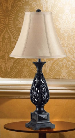 Prescott Table/Floor Lamp Set of 3