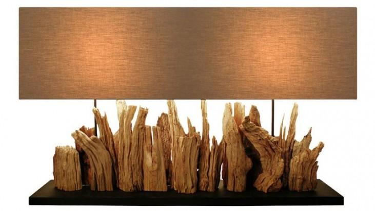 Grande Vertico Riverine Lamp