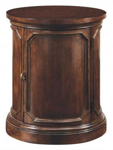 Egerton Round Lamp Table