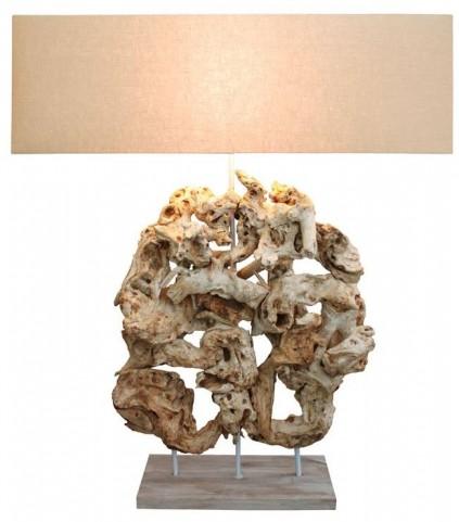 Highlands Sculpture Lamp