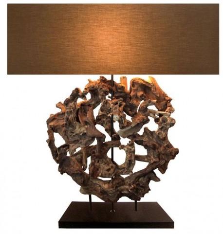 Earth Sculpture Lamp