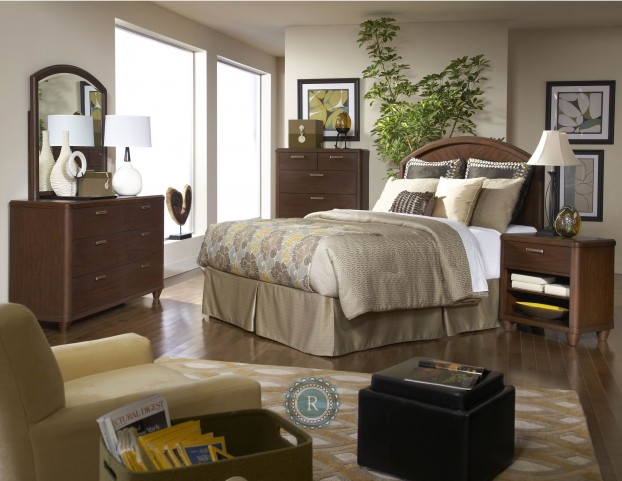 Beaumont Panel Bedroom Set
