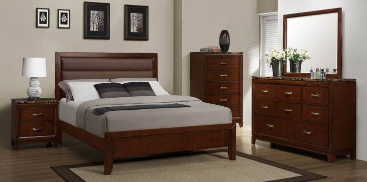 Ottowa Youth Panel Bedroom Set