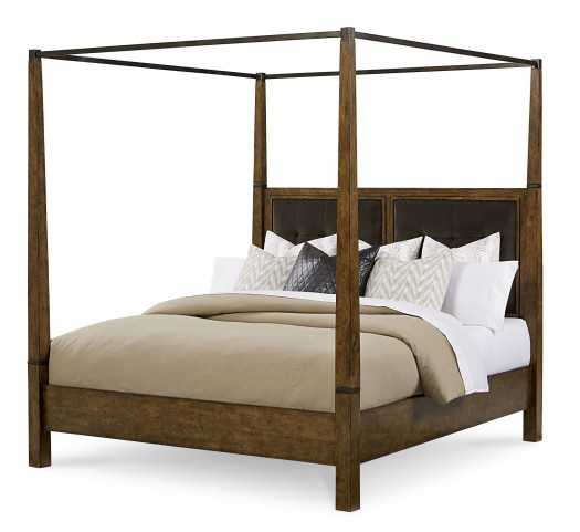 Echo Park Huston's Arroyo King Poster Canopy Bed