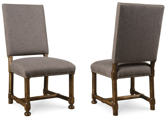 Echo Park Huston's Arroyo Upholstered Back Side Chair Set of 2