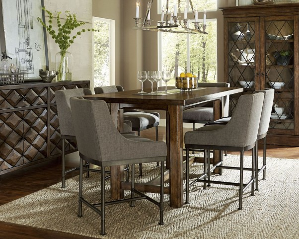 Echo Park Huston's Arroyo Counter Height Dining Room Set