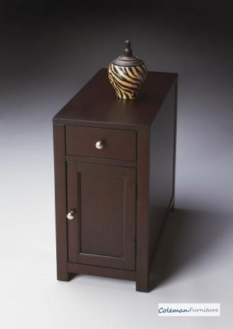 Merlot 219022 Chairside Table