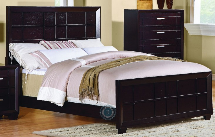 Lewiston Cal. King Panel Bed
