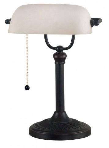 Amherst Banker Lamp