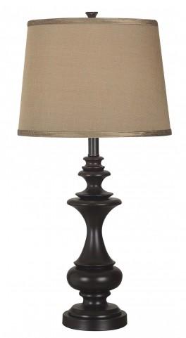 Stratton Oil Rubbed Bronze Table Lamp
