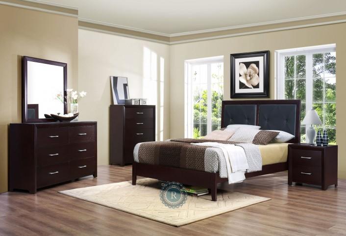 Edina Youth Platform Bedroom Set